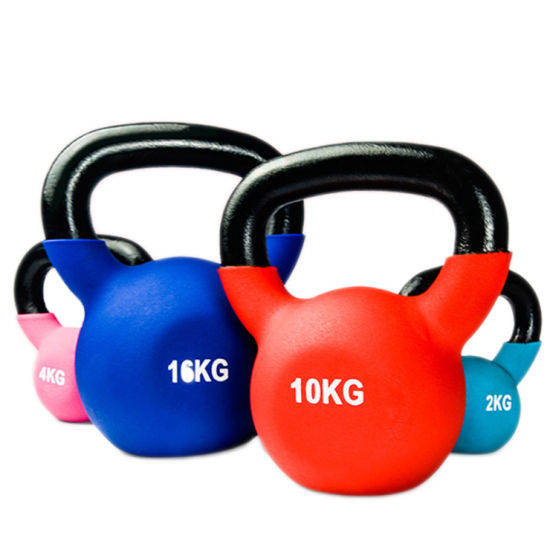 Professional Fitness Equipment Gym Free Weight Competition Kettlebell Weights Iron