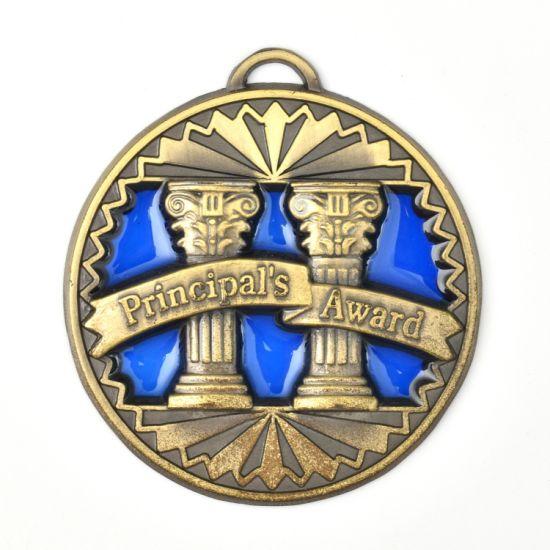 Hot Sale 3D Award Design Zinc Alloy Metal Medal