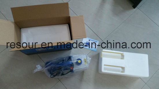 Vacuum Pump (with vacuum gauge and solenoid valve) for Refrigeration, Vp160, Vp180, Vp1100 pictures & photos