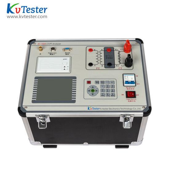 China Kvtester Zc-102A Good Quality High Voltage CT PT Turn Ratio