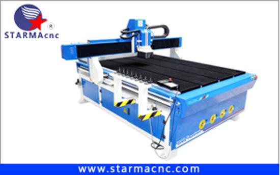 China Professional Factory 1218 Atc CNC Router with Vacuum Table
