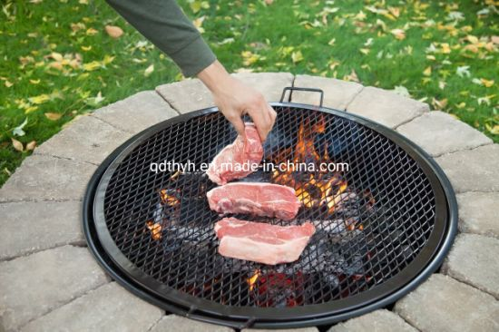 China Bbq Cooking Fire Pit Grilling Grate Outdoor Grilling