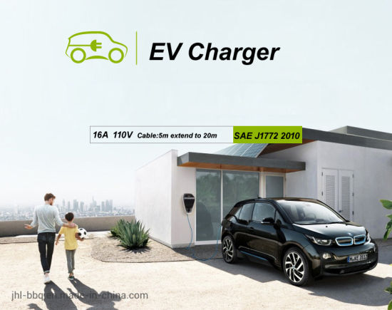 New Energy EV Charging Plug and Charging Gun Car EV Charger in Line with EU Standard with Cab Over 5m, 10m, 15m and 20m Available pictures & photos