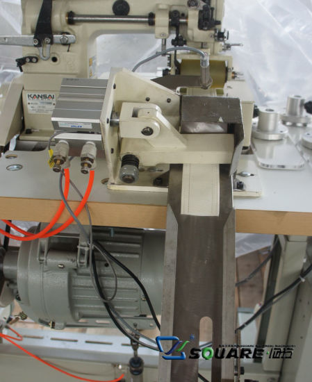 Mattress Handle Strap Quilting Machine pictures & photos