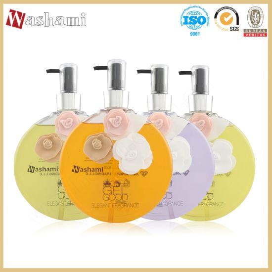 Washami China Bath Gel Skin Whitening Shower Gel