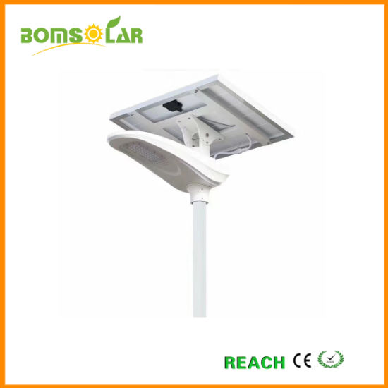 All in One Solar LED Street Light 24W 36W, Integrated Solar Street Lighting Outdoor, Solar LED Garden Light for Street, Solar Road Light for Patio