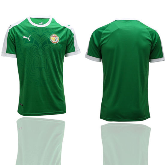 finest selection f5488 45a35 Morocco Nigeria Senegal 2018 World Cup Thailand Football Soccer Jerseys