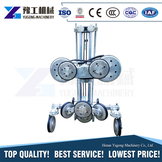 China Factory Supply Low Price Hydraulic Diamond Saw Wire Bridge ...