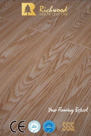 China Diamond Surface Ac4 E1 Hdf Laminate Floor China Laminate