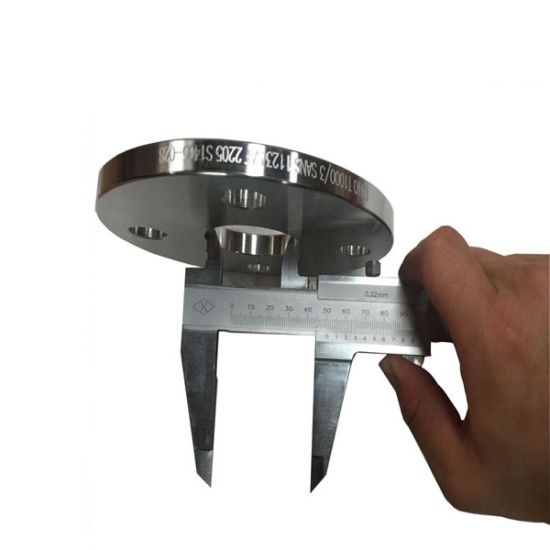 DIN2545 Pn40 F304 Flat Face Plate Stainless Steel Flange