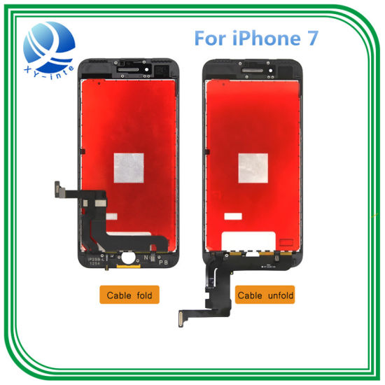 Touch LCD for 7 Plus LCD Display Screen for iPhone pictures & photos