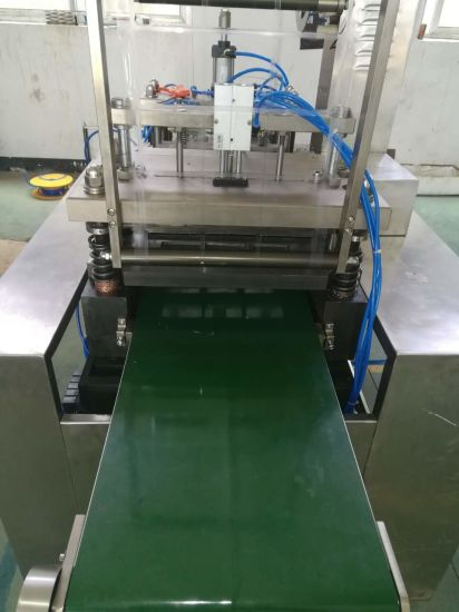 Disposable Razor Papercard PVC Blsiter Packing Machine pictures & photos