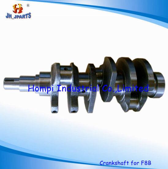 Auto Parts Crankshaft for Suzuki G13A G13b 12221-83e00 G10b/G16b