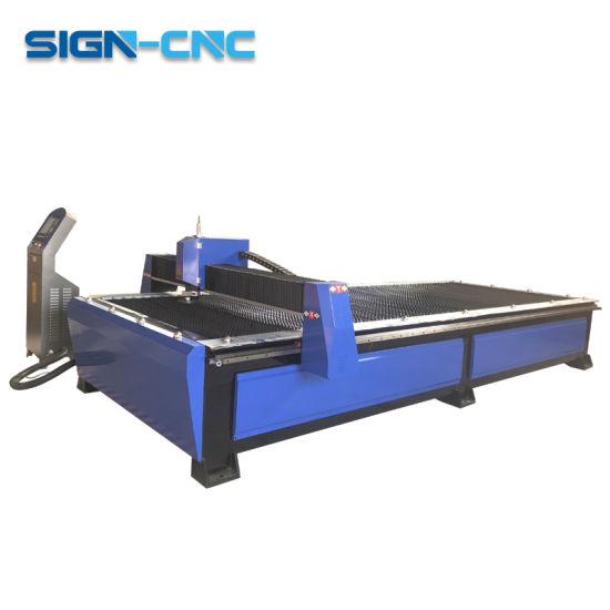 Customized Metal Cutting Machine CNC Plasma Flame Cutting Machine