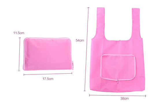 Wholesale Cheap Custom Foldable Shopping Bag pictures & photos