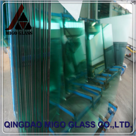 4mm Clear Float Glass for Window Door Glass