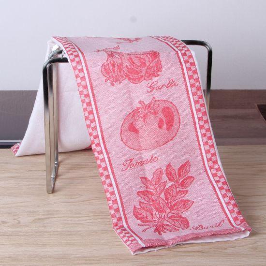 Soft Textile 100% Wholesale Cotton Fabric Kitchen Tea Towel