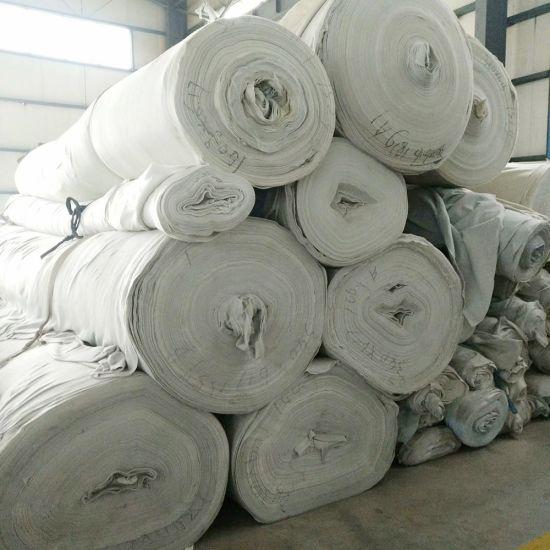High Quality Polyester Non Woven Geotextile / Polypropylene Nonwoven Geo Textile