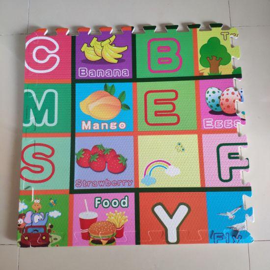 Kids Foam Eva Mat Floor Jigsaw Tiles