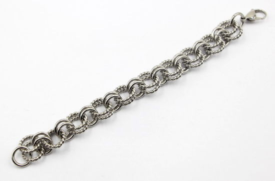316L High Quality Chulky Stainless Steel Bracelet pictures & photos