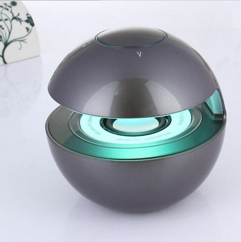 Colorful Touch Wireless Bluetooth Subwoofer Speaker with LED Breathing Light pictures & photos
