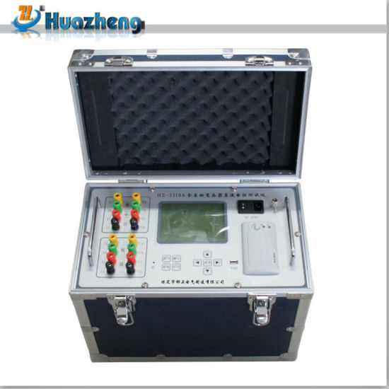 Hz-3105 Fashion New Transformer Winding DC Resistance Meter pictures & photos