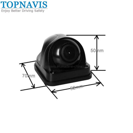 IP69K Night Vision CCTV Car Bus Truck Camera pictures & photos