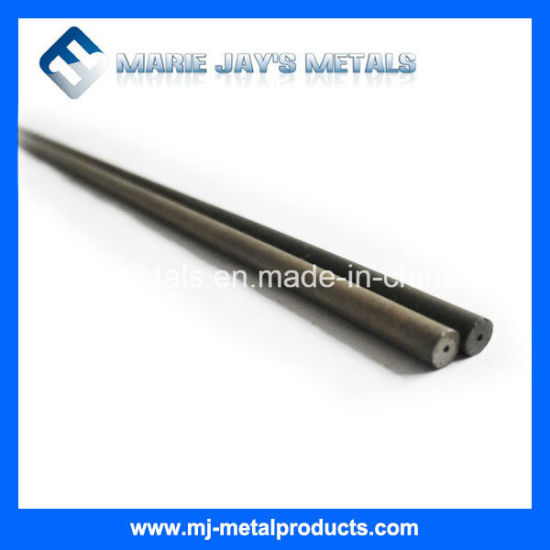 High Quality Tungsten Carbide Rods with One Hole pictures & photos