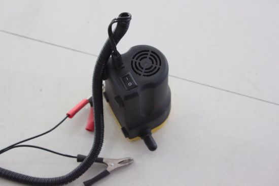China 12V Oil Extractor Oil Pump Electric Pump Fuel Pump