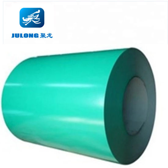 Prepainted Galvanized PPGI Cold Roll Steel Coil for Africa