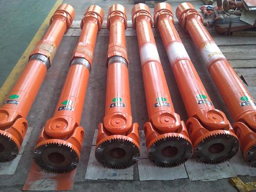Customized Forging and Machined Universal Joint Shaft pictures & photos
