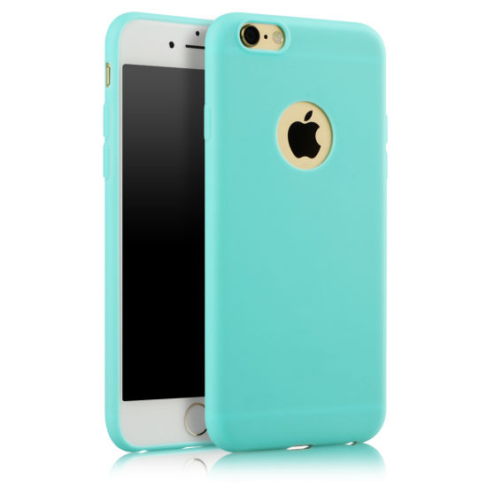 Silicon Back Phone Case Good Quality for iPhone 6/7/8 pictures & photos