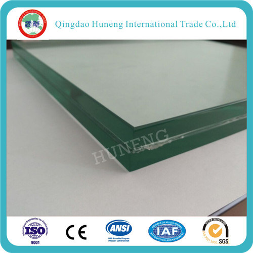 6.38mm-52mm Laminated Glass with Ce & ISO Certificate pictures & photos