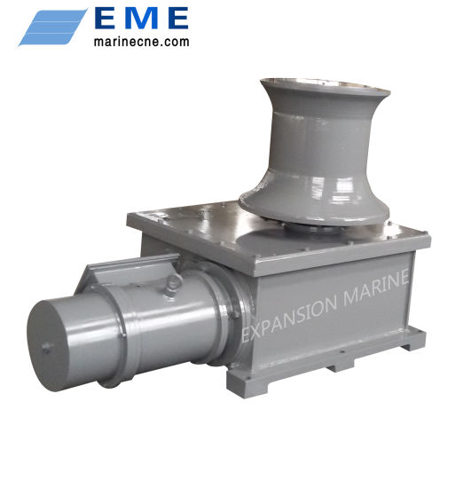 Marine Horizontal Electric Capstan with CCS Certificate