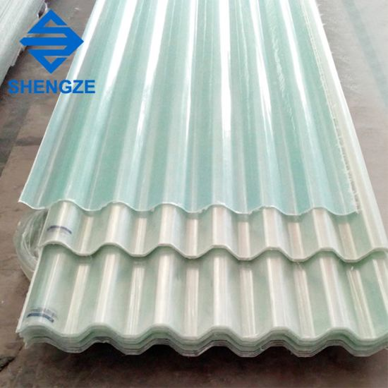Fibreglass Transparent Roof Sheet Grp Roof Tile Frp Corrugated Roofing Sheet For Greenhouse Building Material China Corrugated Roofing Tile Roofing Tile Made In China Com