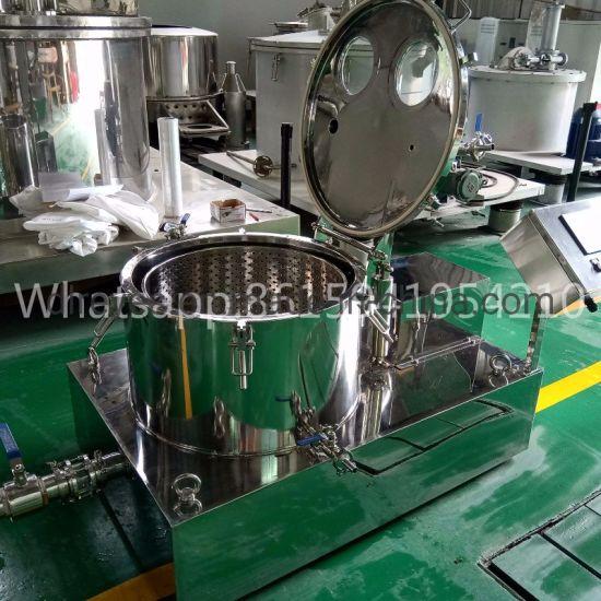 China Hhp Subzero Cbd Centrifuge/Ethanol Extraction