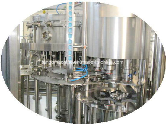 Complete Carbonated Water Soda Soft Drink Bottle Beverage Filling Production Line pictures & photos