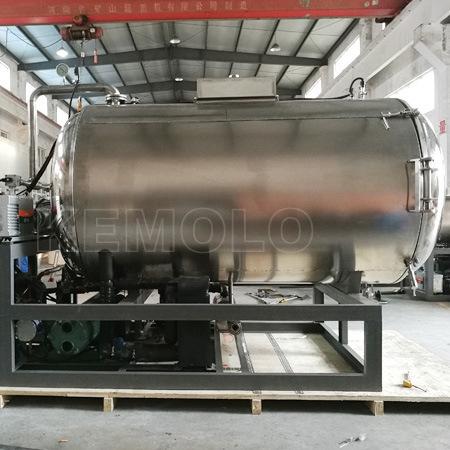 200kg Food Industrial Vacuum Freeze Dryer Manufacturer