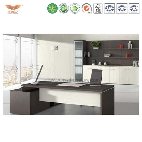 China Office Furniture Manufacturer Used Metal And Steel Office Desk