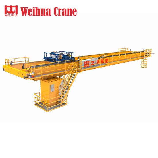 Weihua 10 Ton 20 Ton Double Girder Overhead Crane for Sale