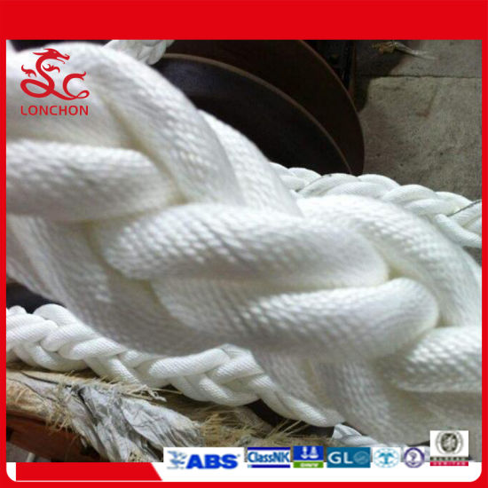 3 Strand 40mm Price of Polypropylene Winch Mooring Rope for Ship