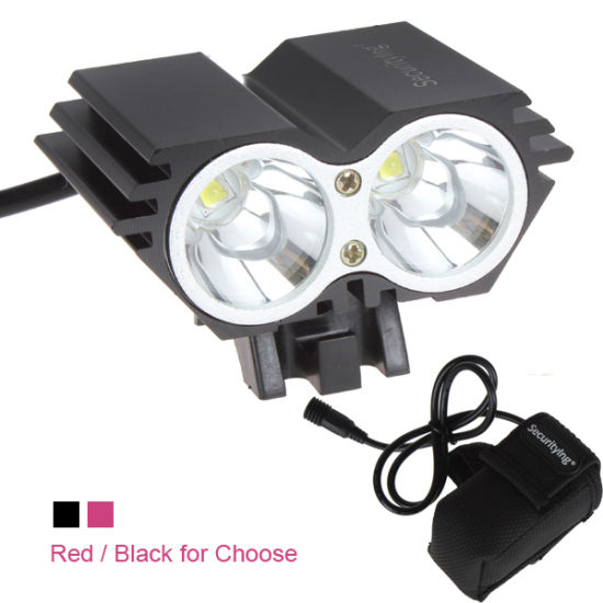 2000lumens Rechargeable LED Bike Headlamp with Battery pictures & photos