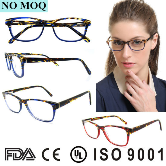 eb7f780bf6d Top Fashion Wholesale Acetate Frames Optical Frame Beautiful Eyeglasses  pictures   photos
