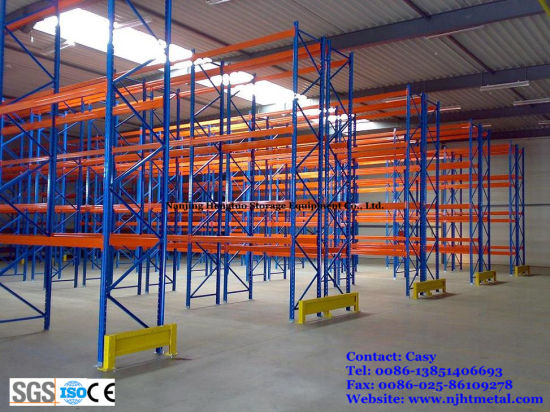 Heavy Duty Pallet Rack for Industrial Warehouse Storage pictures & photos
