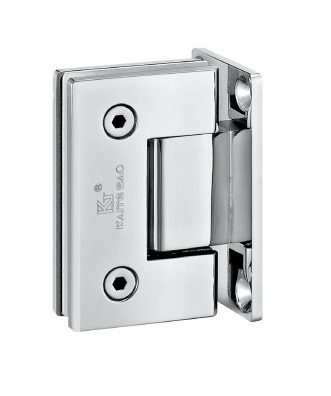 (KTG-1002) Casting Solid Pss 90 Degree Glass to Wall Shower Hinge pictures & photos