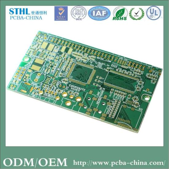 China Fr4 94v 0 Pcb Wifi Pcb Antenna Induction Cooker Pcb