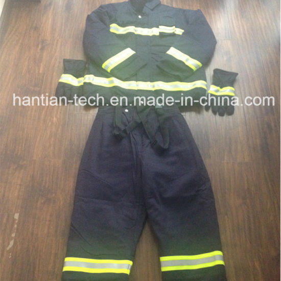 Fire Fighting Protective Suit for Personal