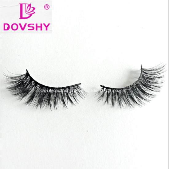 7abb5fce12c Private Label Natural Handmade Real Mink False 3D Eyelashes with Factory  Price