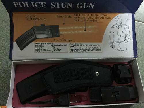 K-44 Reloaded/5m Taser Stun Gun pictures & photos