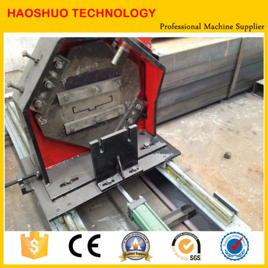 Steel/Aluminum Door Frame Roll Forming Machine, Making Machine pictures & photos